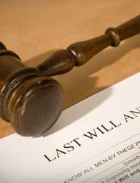 Making Or Changing Your Will